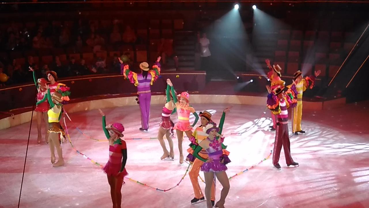 Cirkuszban jártunk