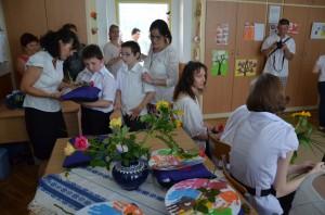 Ballagási ünnepség - június 12.