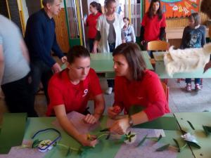Vodafone Önkéntesek az iskolában - március 5.